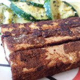 Crispy Blackened Tofu Recipe