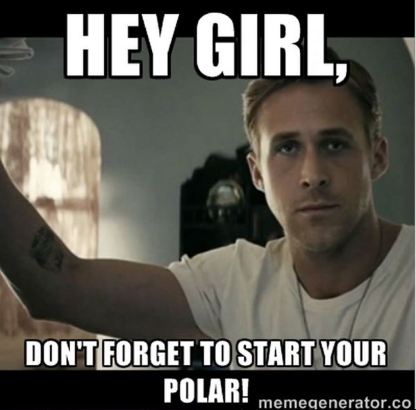Ryan Gosling - Polar