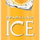 Orange Mango Sparkling ICE the Healthier Alternative to Soda