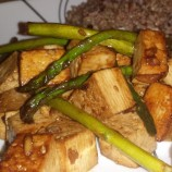 Asparagus and Tofu Recipe