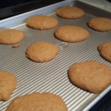 Sweet Potato Protein Cookies