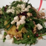 Autumn Dinner Idea: Warm Farro Salad